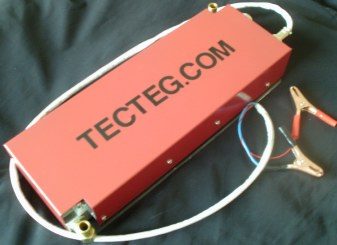 Teg Thermoelectric Power Module Selection